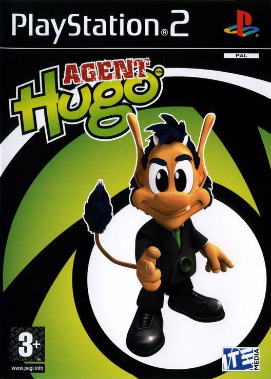 AGENT HUGO [JEU PS2]