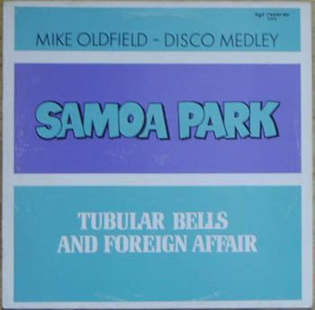 Tubular Bells And Foreign Affair Mike Oldfield Disco Medley