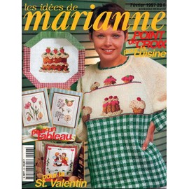 Les Id�es De Marianne N� 26 : Un Tableau Pour La Saint Vanlentin
