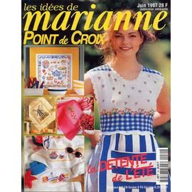 Les Id�es De Marianne N� 30 : La D�tente De L'�t�