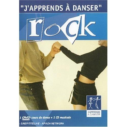 J'APPRENDS À DANSER : LE ROCK (INCLUS 1 CD)  (COFFRET DE 2 DVD)