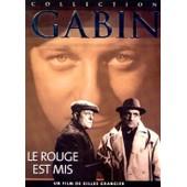 Collection Gabin - Le Rouge Est Mis de Gilles Grangier