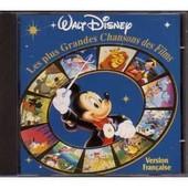 Grandes Chansons De Films En Francais Feat Aznavour / L. Foly / N. Croisille... - Soundtrack Walt Disney Charles Aznavour Liane Foly Nicole Croisille