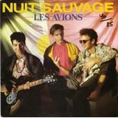 Nuit Sauvage - Les Avions