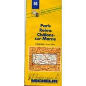 Paris Reims Ch�lons-En-Champagne de Collectif