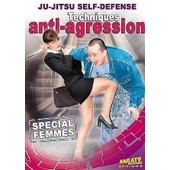Ju-Jitsu Self-D�fense - Techniques Anti-Agression (Sp�cial Femmes)