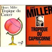 Tropique Du Capricorne & Tropique Du Cancer de Miller Henry