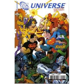 Dc Universe N� 1 : L'ile Des Puissants