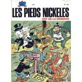 Les Pieds Nickel�s Ont De La R�serve N� 124