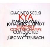 Kya, Ixor, 3 Pezzi, Yamaon, Maknogan Weiss - Giacinto Scelsi