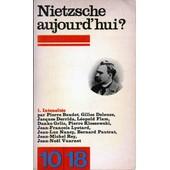 Nietzsche Aujourd'hui ? Tome 1 Intensites de COLLECTIF