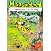 Marsupilami Dans La Pampa de Augusto Zanovello