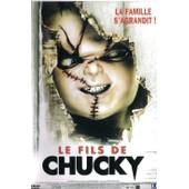 Le Fils De Chucky - Edition Locative de Don Mancini