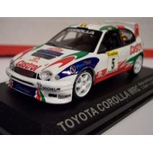 Toyota Corolla Wrc - 1/43 �me