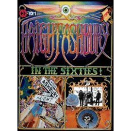 Haight Ashbury in the Sixties : 2 CDrom Docus, concerts, interviews, photos, affiches... Jefferson Airplane, Grateful Dead, Joplin,
