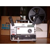 Elmo ST600D - Projecteur Super 8mm