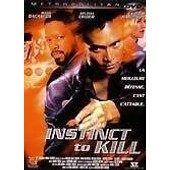 Instinct To Kill - Edition Locative de Gustavo Graef-Marino