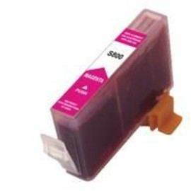 Compatible Canon Bci6m- Bci3 Universelle - Magenta - N�3413