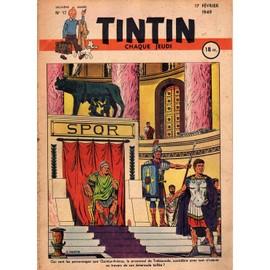 Tintin N� 17 : 30e Ann�e Periodique Edition Belge