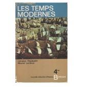 Les Temps Modernes de Dup�quier Jacques