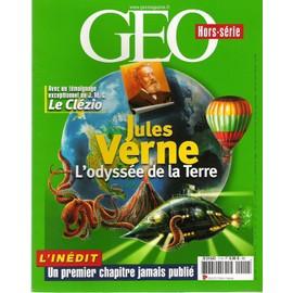 Geo Magazine Hors-S�rie N� 11 H : Jules Verne L'odyssee De La Terre