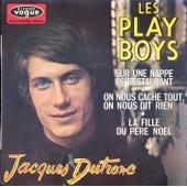 Les Play Boys + Sur Une Nappe De Restaurant + On Nous Cache Tout On Nous Dit Rien + La Fille Du P�re Noel - Jacques Dutronc