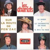 Sur La Route De Pen' Zac + Les Trompettes En Bois + Le Sheik + Il M'a Vu Nue - Les Charlots