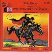 Une Aventure De Zorro - Walt Disney