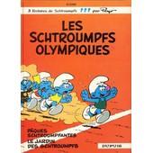 Les Schtroumpfs Olympiques de PEYO
