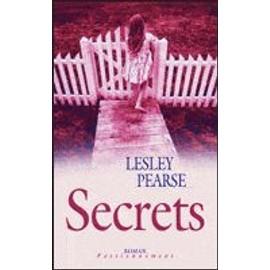 Secrets de Lesley Pearse - Livre