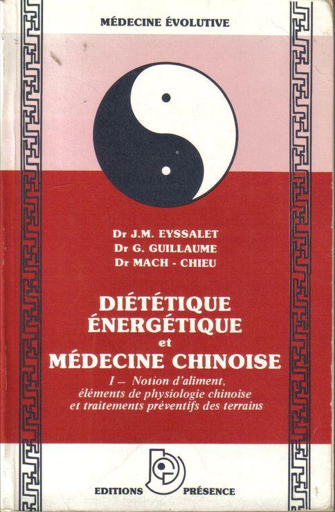 Diététique énergétique et médecine chinoise