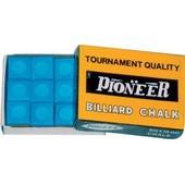 Boite De 12 Craies Bleues Pour Billard