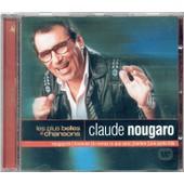 Les Plus Belles Chansons - Dutch Import - Claude Nougaro