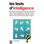 Les Tests D'intelligence de J Klausnitzer