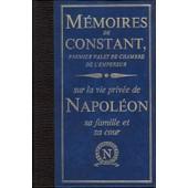 M�moires Sur La Vie Priv�e De Napol�on Tome 2 de CONSTANT, M�moires de