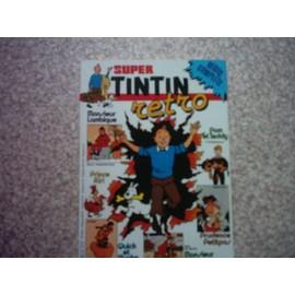 Super Tintin N� 25 : Jeux Olympiques Du Rire