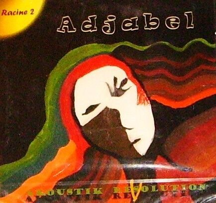 Adjabel Akoustik Revolution Cd