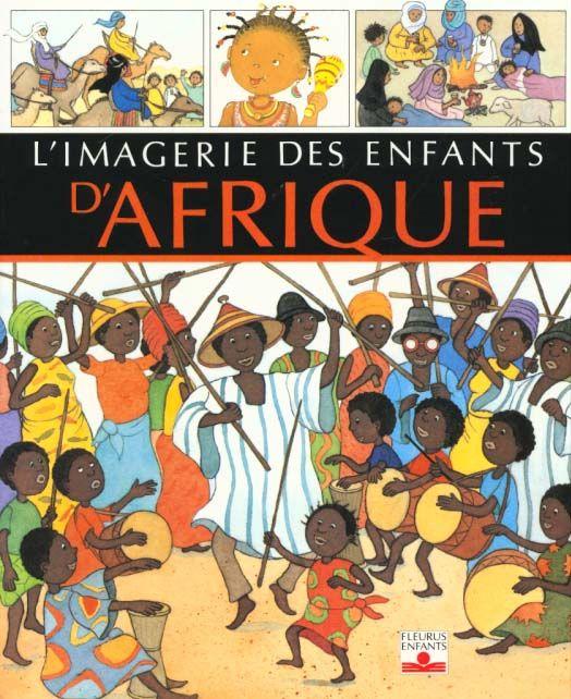 L'imagerie des enfants d'Afrique