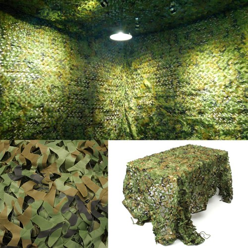 Couverture Camouflage 2mx4m filet camouflage chasse tournage cacher militaire forêt