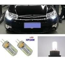 Blanc 5008 Feux Jour 3008 De Diurnes Ampoules Citroen Led 2x Peugeot C5 Hp24w hrtdsQ