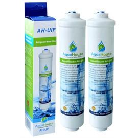 2x AquaHouse UIFW Filtre /à eau compatible avec le kit de filtration de leau Gem B /& Q Aqua sheild 2000712 Filtre /à eau avec 1//4 /« pipe