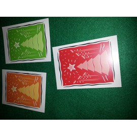3 Cartes De Noel Sidaction