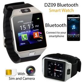 Petite annonce 3 Couleurs Bluetooth 3.0 Montre Smart Watch Phone Mate Carte Sim Pour Android Dz09 Ios Lg - 13000 MARSEILLE