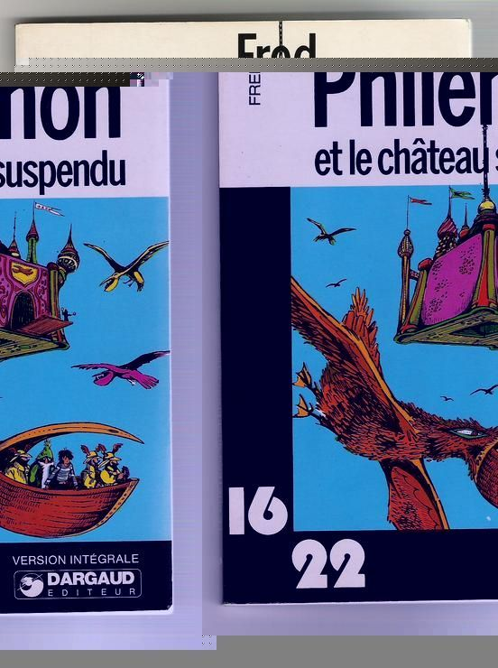 Philémon et le château suspendu (Philémon)
