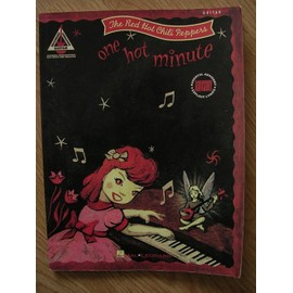 The Red Hot Chili Peppers - One Hot Minute - Guitar tab + paroles