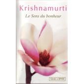 Le Sens Du Bonheur de Krishnamurti, Jiddu