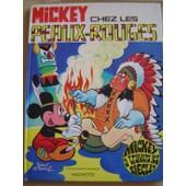 Mickey Chez Les Peaux Rouges de walt disney