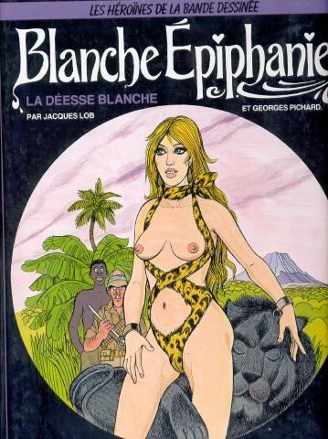 Blanche Epiphanie La Déesse blanche
