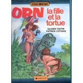 Orn La Fille Et La Tortue de patrick cothias
