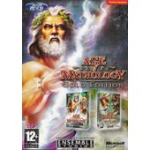 Microsoft Age Of Mythology Gold Edition - Ensemble Complet - Pc - Cd-Rom (Bo�tier-Dvd) - Win - Fran�ais